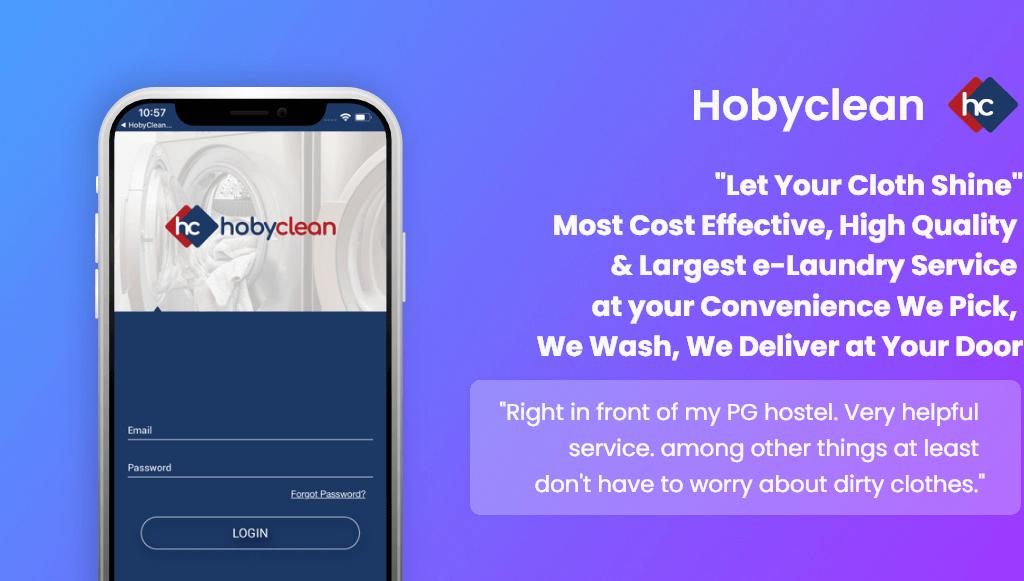 Hobyclean-Mobile-App-Development