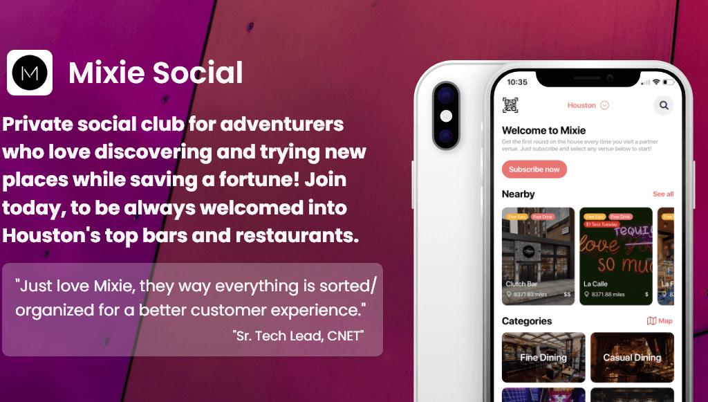 Mixie-mobile-app-development